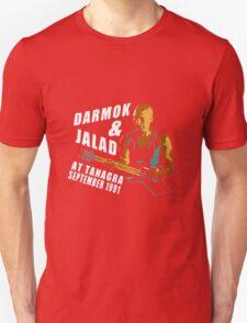 Darmok & Jalad at Tanagra (Black)  ST TnG T-Shirt