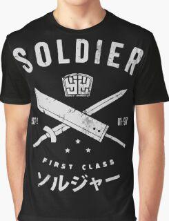 Midgar first class Graphic T-Shirt