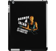 Darmok & Jalad at Tanagra ST TnG (Dark ONLY) iPad Case/Skin