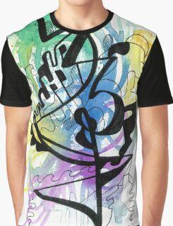 Healing Portraits Graphic T-Shirt