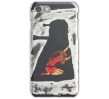 Oswin and the Dalek iPhone Case/Skin
