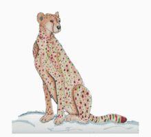 Day 4: Cheetah One Piece - Short Sleeve