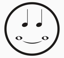 Musical Smiley by lucid-reality