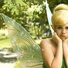 Disney - Tinkerbell 002 by Courtoon