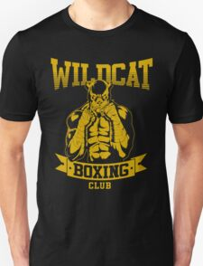 Wildcat's Boxing Club Unisex T-Shirt
