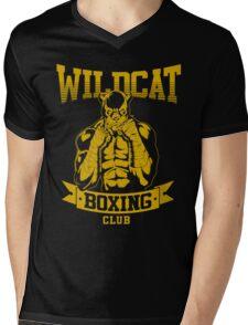 Wildcat's Boxing Club Mens V-Neck T-Shirt