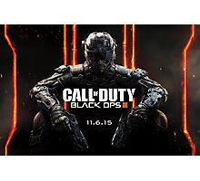 Black Ops 3 Photographic Print