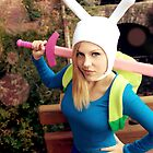 Adventure Time - Fionna 001 by Courtoon