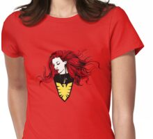 Phoenix Reverie Womens Fitted T-Shirt