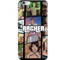 Archer Vice iPhone Case/Skin