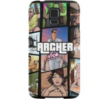 Archer Vice Samsung Galaxy Case/Skin