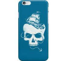 Sailing the Dead Sea iPhone Case/Skin