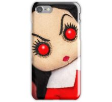 Evil Rag Doll iPhone Case/Skin