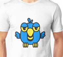 Funny bird birdie cool comic Unisex T-Shirt