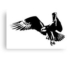 Bird of Prey Canvas Print