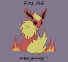 FALSE PROPHET - Twitch Plays Pokemon by TerraWolfDog