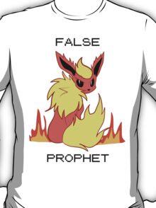 FALSE PROPHET - Twitch Plays Pokemon T-Shirt