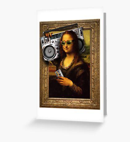 Boomer Lisa Greeting Card