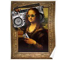Boomer Lisa Poster