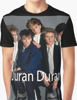 Duran Duran Graphic T-Shirt