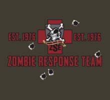 Zombie Squad Elite Response Team by supernate77