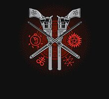 Perdition (Demon Hunter Variation) Womens Fitted T-Shirt