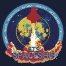 STS SPACESHIP! by Konoko479