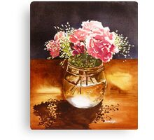 Just What the Table Needed Canvas Print