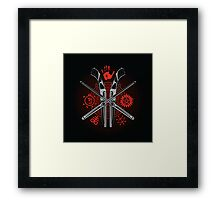 Perdition Framed Print