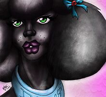 Creature Feature: Princess Poodle by Vestque