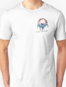 Peppermint Butler - I'D LIKE YOUR FLESH T-Shirt