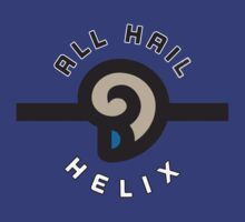 """ALL HAIL HELIX!"" Twitch Plays Pokemon Merchandise by ShadowGaming"