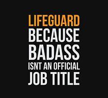 Lifeguard badass Unisex T-Shirt