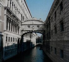 Venice Bridge by sdunaway