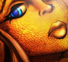 Creature Feature: The Golden Koi Sticker