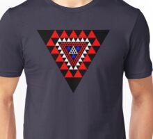 Trippy Triangle Unisex T-Shirt