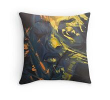 The Overwhelming Reality Throw Pillow