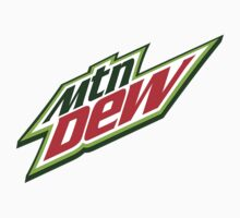 New Mountain Dew Logo - MTN DEW - Do the Dew Shirt, Stickers and Posters by sturgils