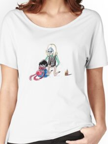 Simon and Marcy Playtime!......! Women's Relaxed Fit T-Shirt