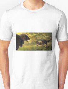 Tyrannosaurus Rex Standoff T-Shirt