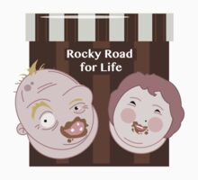 Rocky Road for LIfe by JasoCrazo