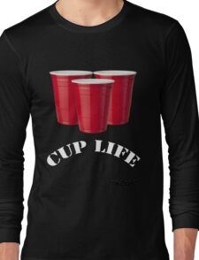Cup Life Long Sleeve T-Shirt