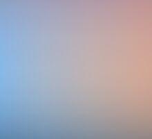 PLUM / Plain Soft Mood Color Blends / iPhone Case by burning