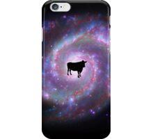 Galaxy Cow iPhone Case/Skin