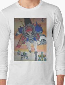 Grey Death Long Sleeve T-Shirt