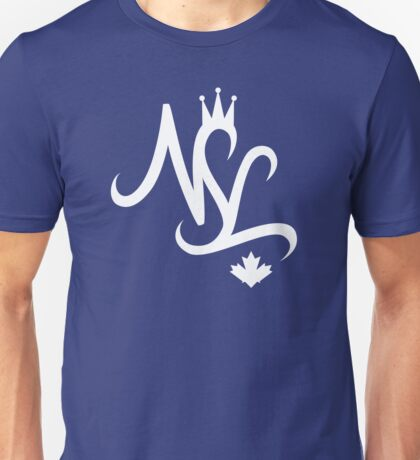 NSL Canada Crown Unisex T-Shirt