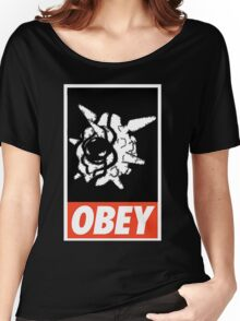OBEY Cloyster Women's Relaxed Fit T-Shirt