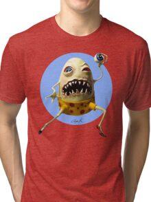 Mad Egg Tri-blend T-Shirt