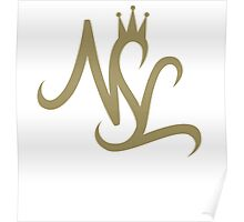 NSL Gold Crown Poster