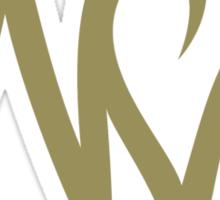 NSL Gold Crown Sticker
